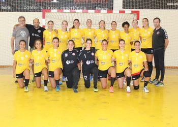Plantel Juve Lis - Campeonato 1ª Divisão Feminina - Época 2018/2019