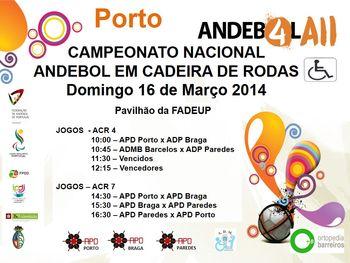 Campeonato Nacional de ACR - 3ª Concentração Grupo Norte