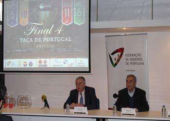 Sorteio Final 4 Taça Portugal Fidelidade Seniores Masculinos