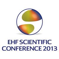 Logo 2ª Conferência Científica EHF: Women and Handball: Scientific and Practical Approaches