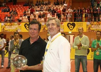 Augusto Silva e Joaqum Escada  Torneio Internacional de Viseu 2015