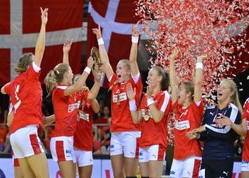 Dinamarca campeã da Europa Sub17 femininos