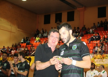 Carlos Carneiro - MVP Torneio Internacional Viseu 2015