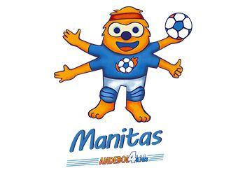Logo Andebol 4 Kids - Manitas
