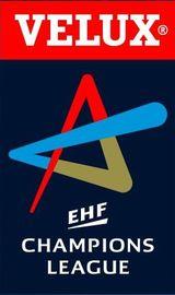 Logo Velux EHF Champions League pequeno
