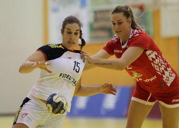 Bielorrússia - Portugal - Qualificação Play-Off Campeonato Mundo Seniores Femininas 2019