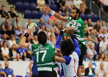 Frankis Carol - FC Porto : Sporting CP - Campeonato Andebol 1 - foto: PhotoReport.In
