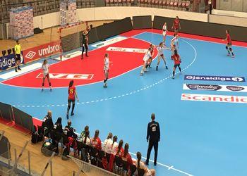 Dinamarca - Portugal - Torneio Scandibérico