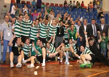Sporting CP - Campeão Nacional Juniores 2011-2012