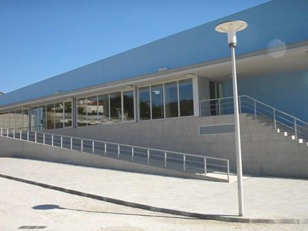 Pavilhão-acessos