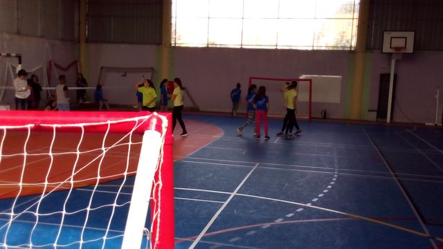 Andebol no Agrupamento de Escolas da Boa Água - XXIX Jogos Desportivos do Concelho de Sesimbra