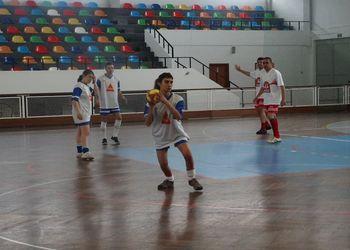 Andebol Adaptado - 3ª Jornada Campeonato Regional Sul Andebol-5 - Beja 16