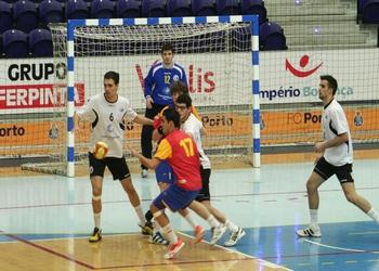 Portugal- Espanha 1 - Torneio Quatro Nações