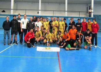 Clube Gaia vencedor da 1ª Taça de Portugal - Andebol 7 ANDDI