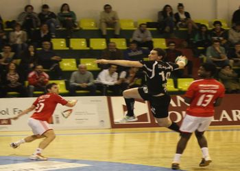 Águas Santas Milaneza : SL Benfica - Campeonato Fidelidade Andebol 1