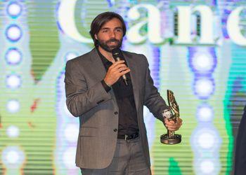 Hugo Canela - Melhor Treinador na VII Gala do Andebol