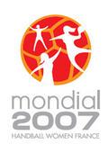 Logo WCH Feminino França 2007