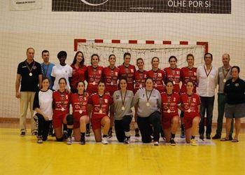 Juve - seniores femininos 2012-2013