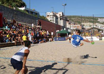 Fase Final Circuito Nacional Andebol de Praia