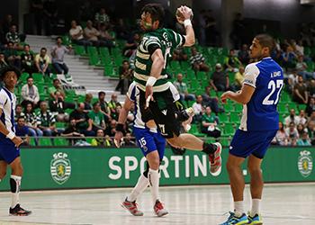 Campeonato Andebol 1 - Sporting CP x FC Porto - GA - FF - 10ª Jornada - Gualter Fatia