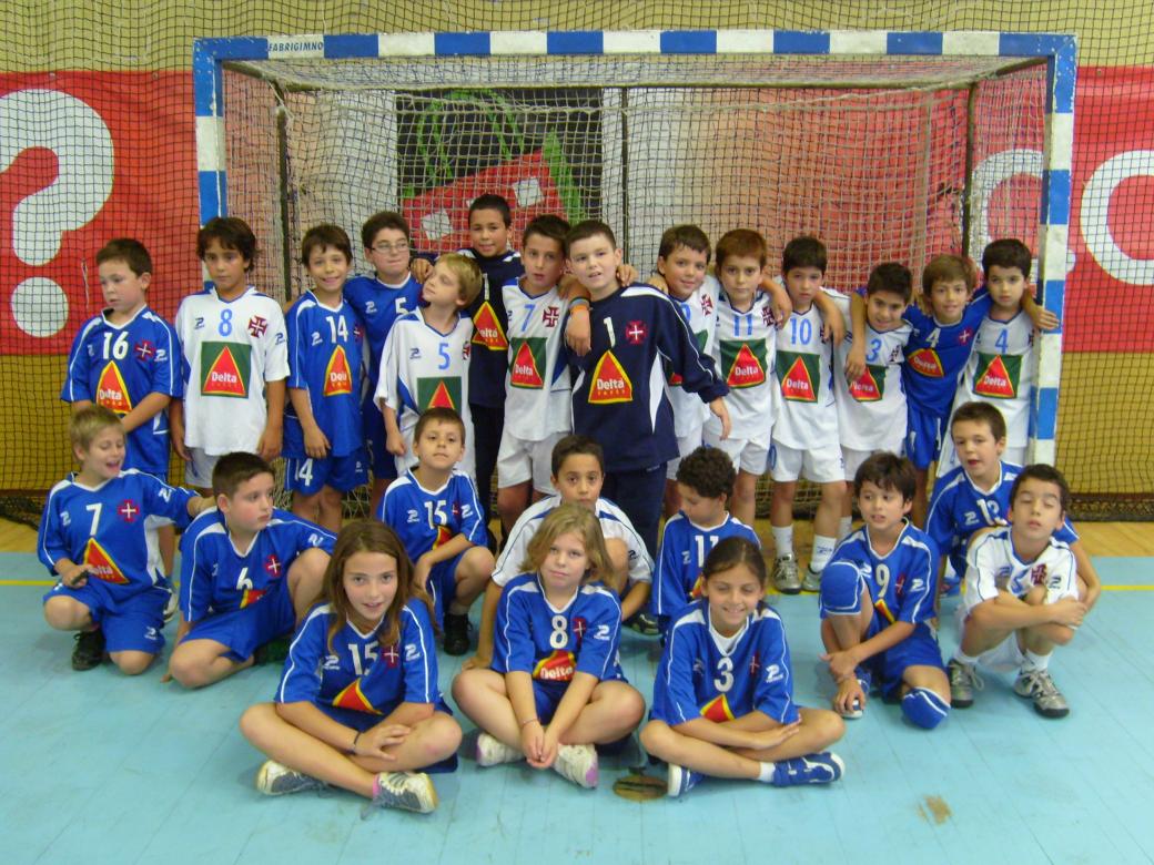 Torneio Mini-Andebol 20.10.2007 Restelo 2