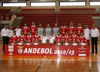 Plaantel SL Benfica 2012-2013