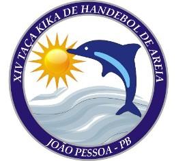 Logo XIV Taça Kika de Andebol de Praia