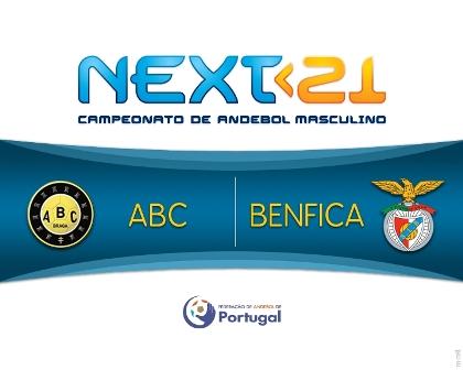 ABC - Benfica_13ª jornada Next<21