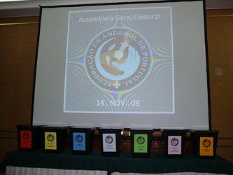 Assembleia Eleitoral 14.11.09