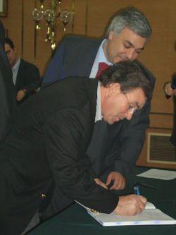 Assembleia Eleitoral - Tomada de Posse dos Órgãos Sociais da Federação - 14.11.09
