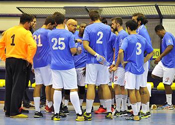Campeonato Andebol 1: CF Belenenses x Madeira SAD - 23ª Jornada