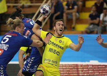 ABC/UMinho : TTH Holstebro - EHF Champions League - foto: Nuno Fonseca