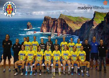 Plantel Madeira Sad (F) - época 2016-2017