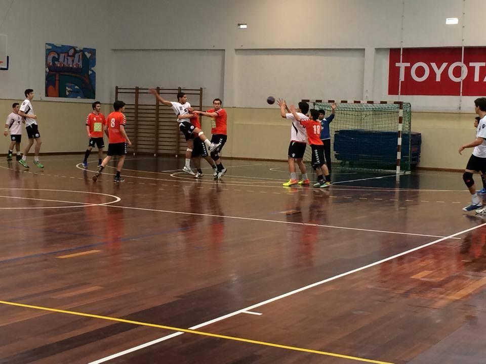 Torneio Andegaia - Juniores C Masculinos : Estarreja