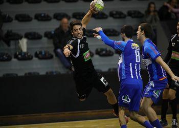 Águas Santas Milaneza : Boa-Hora FC/ROFF - Campeonato Andebol 1 - foto: Pedro Alves