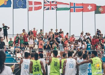 Os Gordos - EHF Beach Handball Champions Cup