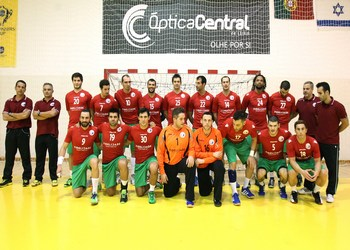 Seleção Nacional Sénior Masculina - Outubro 2013