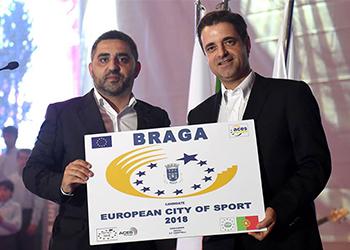 Braga - Cidade Europeia do Desporto 2018