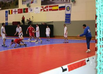 Turquia : Geórgia - Qualificação Campeonato Mundo Sub21 Egipto 2009 - Grupo 2