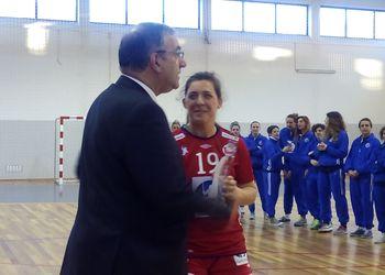 Raul Castro entrega prémio à equipa vencedora  - Noruega