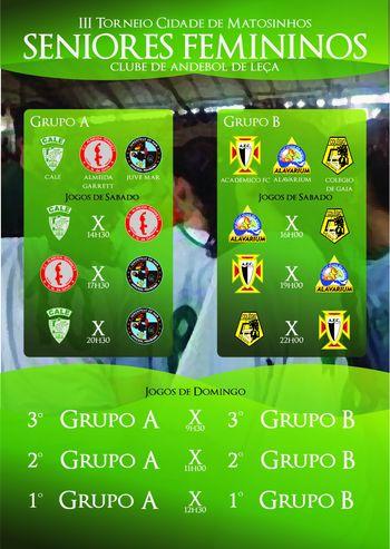 III Torneio Cidade de Matosinhos