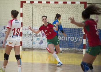 Portugal : Espanha - Qualificação Mundial Sub20 Femininos