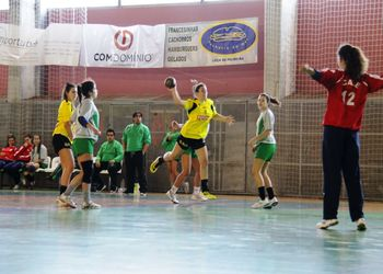 CALE : Colégo Gaia - Campeonato Nacional Juniores Femininos - foto: António Oliveira