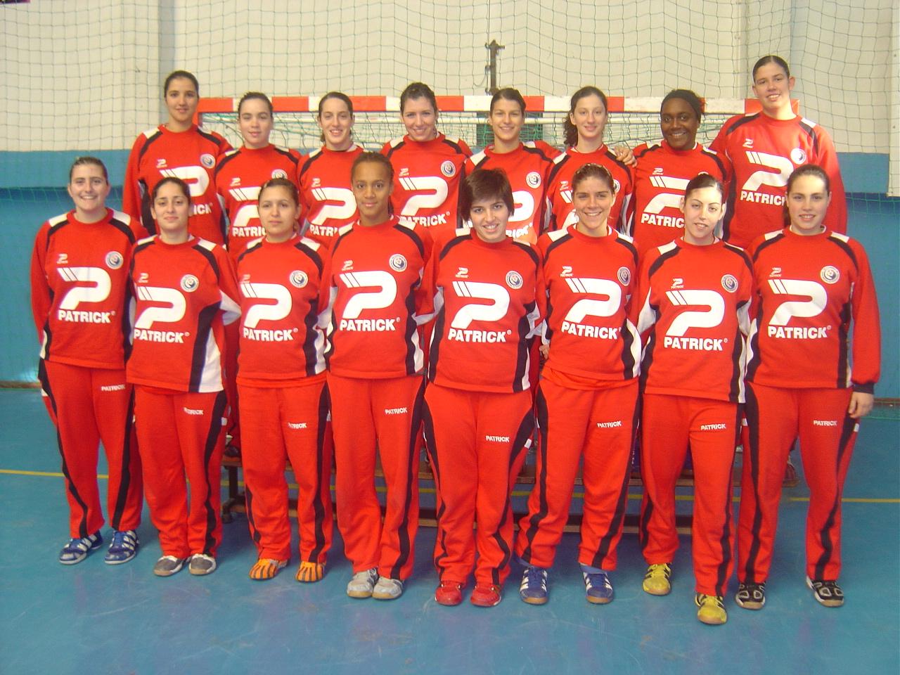 Selecção Júnior A 2006/07