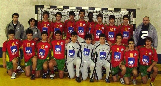 Selecção Júnior C 2006/07