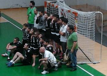 Académico FC - campeão nacional iniciados 1.ª divisão (M) 2013-14