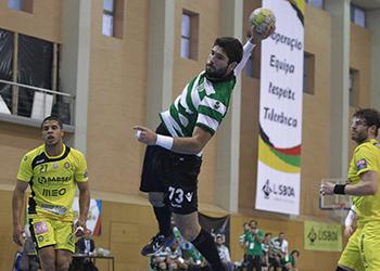 Campeonato Andebol 1 - Sporting CP x ABC UMinho - Fase Final - Grupo A - 6ª Jornada