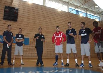 Final do estágio seleção A - Porto - Outubro 2012