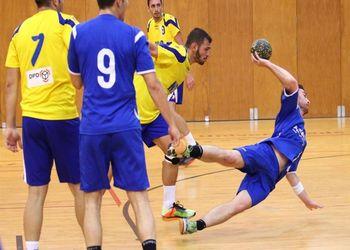 Campeonato Europeu Universitário de Andebol Braga 2015 - Univ. Minho : U. Pitesti