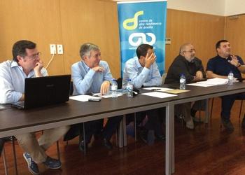 Reunião com as AARR - Anadia, 27.09.2014